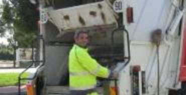 Report collecte ordures ménagères