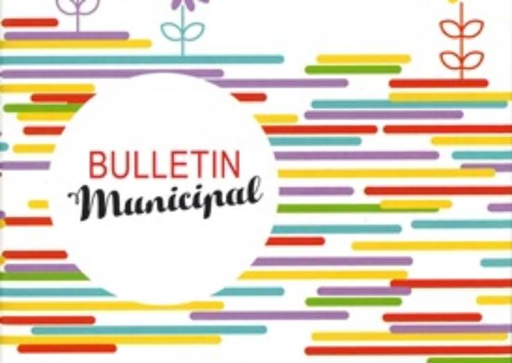 Nouveau bulletin municipal
